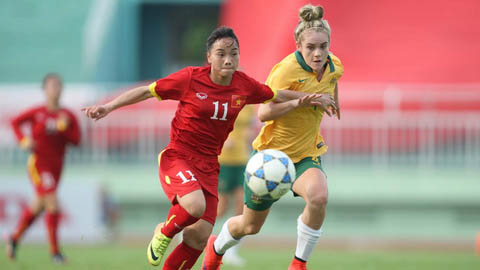 Bóng đá - Tranh giải 3 AFF Cup nữ 2015: Việt Nam trắng tay ở phút bù giờ