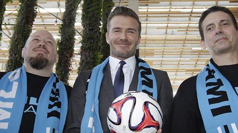 Đại học Miami mách nước xây SVĐ cho đội bóng của Beckham