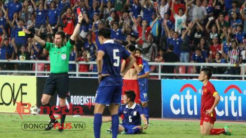 Bóng đá - Việt Nam thua vì bị trọng tài xử ép?
