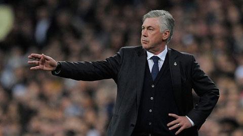 Ancelotti tới Man City sau khi bị Real ruồng rẫy