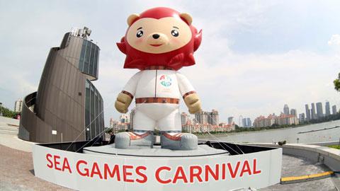 Người Sing 'phát sốt' với lễ khai mạc SEA Games