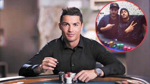 Chờ El Clasico trên… bàn poker