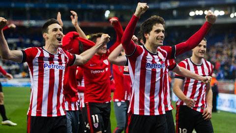 Athletic Bilbao có bao nhiêu cơ hội lật đổ Barca?