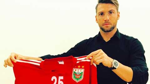 Bóng đá - Nhiều CLB V.League tuyển ngoại binh mới