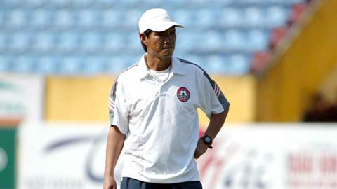Bóng đá - Cầu thủ Nam Định buồn rầu vì đội nhà thay tướng