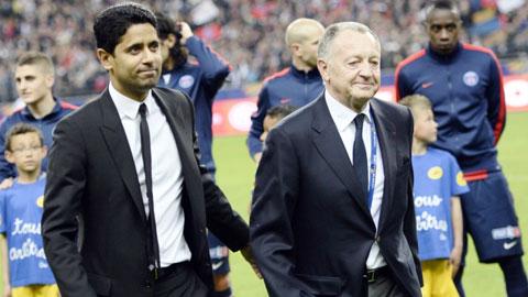 Bóng đá - Jean-Michel Aulas: Vị chủ tịch 'cáo già' nhất Ligue 1
