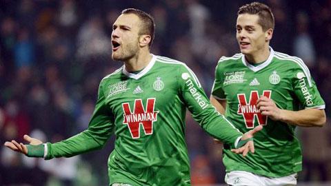 Bóng đá - St.Etienne và dự án góp mặt ở Champions League vào năm... 2020