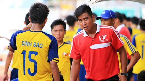 Bóng đá - Việt Thắng và chức danh chưa có trong từ điển ở U17 PVF