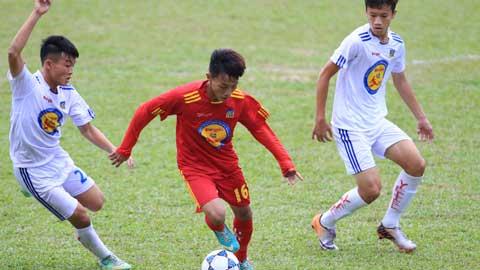 Bóng đá - VCK U17 QG báo Bóng Đá 2015: Viettel bị Quảng Ngãi cầm chân