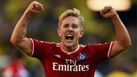 Bóng đá - Tottenham bán đứt Lewis Holtby cho Hamburg