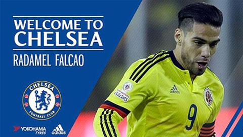 Bóng đá - Chelsea mượn thành công Falcao