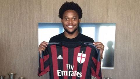 Bóng đá - Sau Bacca, Milan đón tiếp Luiz Adriano