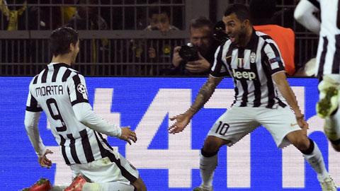 Juventus không chuộng chân sút nội