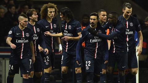 Bóng đá - Lịch thi đấu Ligue 1 2015/16: PSG 'khó thở' giai đoạn đầu