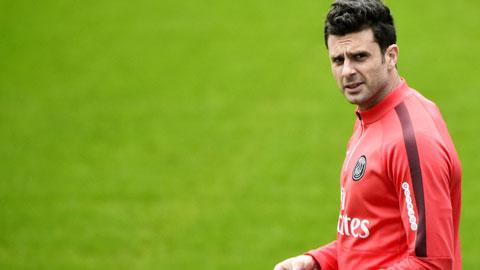 Bóng đá - Đòi chia tay PSG, Motta từ chối tập luyện
