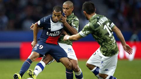 Bóng đá - PSG: Lucas Moura bao giờ mới lớn?