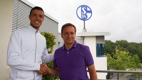 Bóng đá - Di Santo gia nhập Schalke