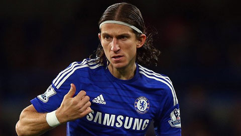 Atletico mua lại Filipe Luis từ Chelsea