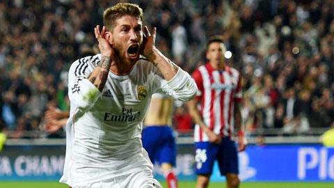 Sergio Ramos: Cái kết đẹp cho người hùng Decima