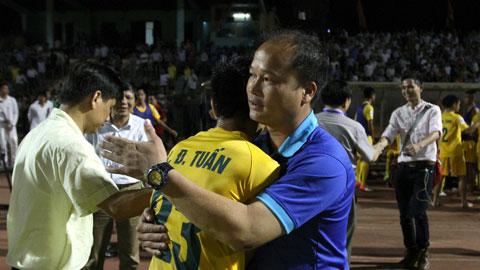 Bóng đá - HLV Hoàng Thanh Tùng (FLC Thanh Hóa): 'Tôi là người may mắn!'