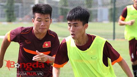 Bóng đá - U19 Việt Nam: Chấn thương của Phan Thanh Hậu không quá nghiêm trọng
