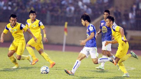 Bóng đá - Hoàng Anh Gia Lai vs Sông Lam Nghệ An 22/01/2021 17h00