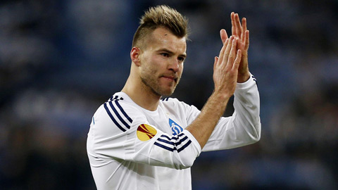 Bóng đá - Barca nhắm 'Shevchenko mới' thay Pedro