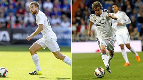 Bóng đá - Real cho Monaco mượn Coentrao, bán Illarramendi cho Sociedad