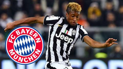Bayer Munich chi 28 triệu euro săn tiền đạo trẻ Kingsley Coman