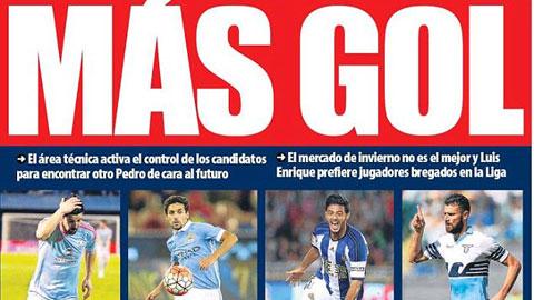 Bóng đá - Barca nhắm đến Navas để thay thế Pedro