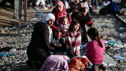 Bóng đá - Sau Bayern Munich, đến lượt Real Madrid ủng hộ dân tị nạn Syria