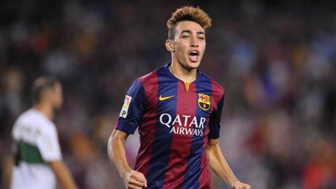 Bóng đá - Barca chuẩn bị bán tài năng trẻ Munir
