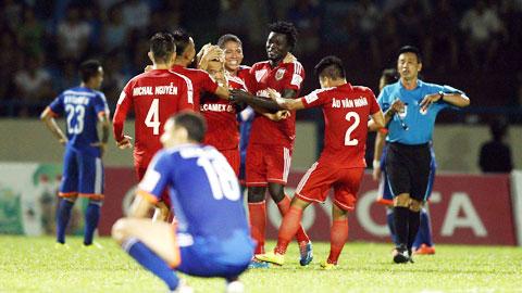 Bóng đá - Becamex Bình Dương vs Quảng Nam 17h00 ngày 21/07