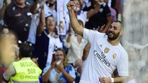 Bóng đá - Real 1-0 Granada: Benzema đóng vai người hùng