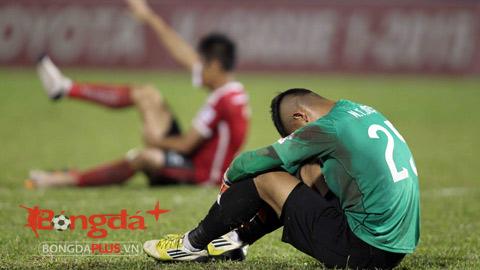 Bóng đá - Vòng 26 V.League: Đồng Nai xuống hạng, Hà Nội T&T giành ngôi Á quân