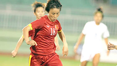 Bóng đá - Nữ Việt Nam thắng thuyết phục Thái Lan để mơ về Olympic 2016