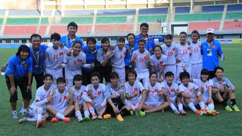 Bóng đá - Cơ hội nào cho ĐT nữ Việt Nam ở vòng loại thứ ba Olympic 2016?