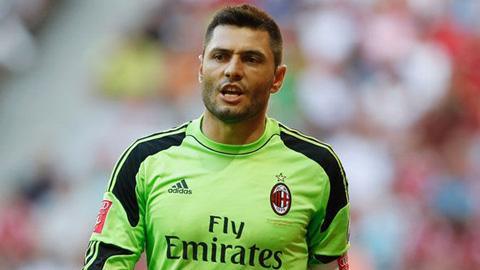Bóng đá - Chelsea sắp ký hợp đồng với cựu thủ môn Milan