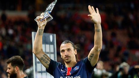 Bóng đá - Ibrahimovic trở thành chân sút vĩ đại nhất lịch sử PSG