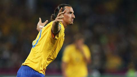 Bóng đá - Bốc thăm play-off EURO 2016: Thụy Điển nhăn nhó vì đụng độ Đan Mạch