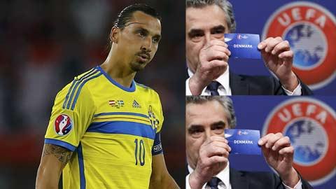 Bóng đá - Bốc thăm play-off EURO 2016: Điểm nóng derby Bắc Âu