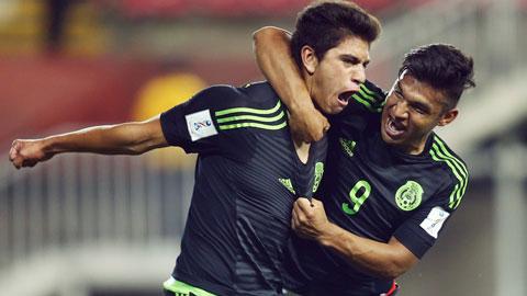 Bóng đá - Brazil và Argentina cùng thua sốc ở giải U17 thế giới