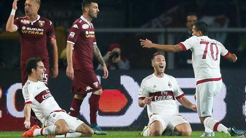 Bóng đá - Một mình Bacca là không đủ vực dậy AC Milan