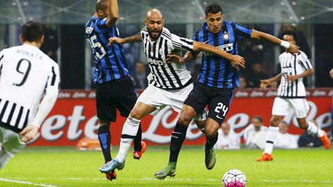 Bóng đá - Derby Italia là show diễn của các hậu vệ