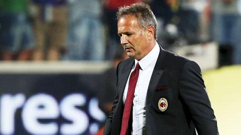 Bóng đá - Mihajlovic còn 10 ngày để giữ ghế tại Milan