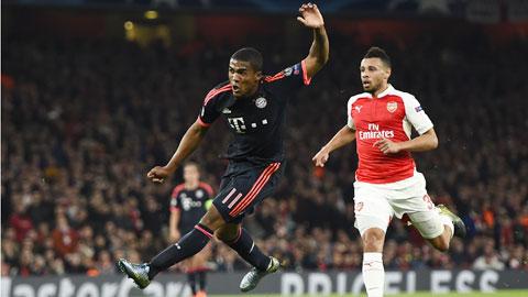 Bóng đá - Bayern & điểm sáng Douglas Costa