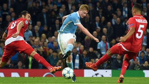 Bóng đá - Góc nhìn: De Bruyne chưa làm Man City no nê