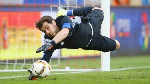 Bóng đá - Thêm một kỷ lục cho Casillas