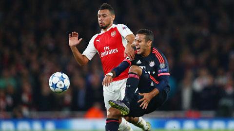 Bóng đá - Thiago đang lạc lối tại Munich