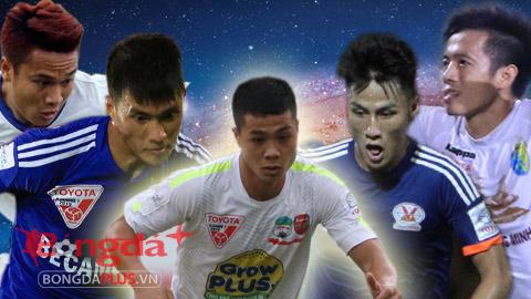Bóng đá - 10 cầu thủ Việt Nam có lượng CĐV lớn trên facebook